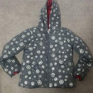 Gymboree girls jacket size Large (10-12)